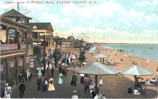 Old Midland Beach